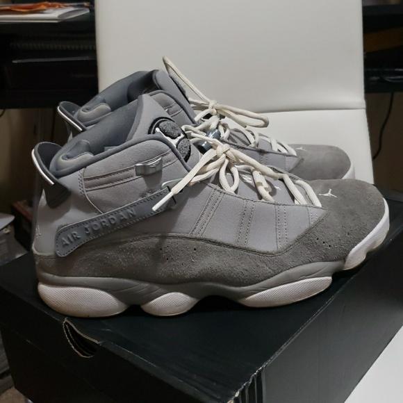 5c837ce43028 Jordan Other - Jordan 6 rings good con. Size 12